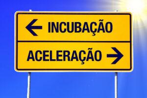 Diferença entre INCUBADORA e ACELERADORA